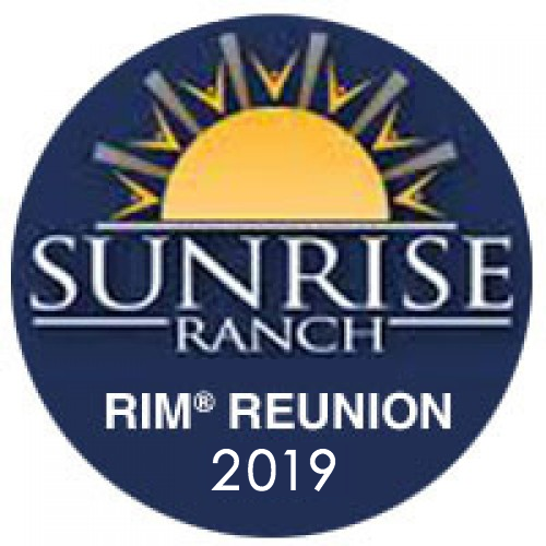 RIM<sup>®</sup> Reunion 2019 Retreat at Sunrise Ranch